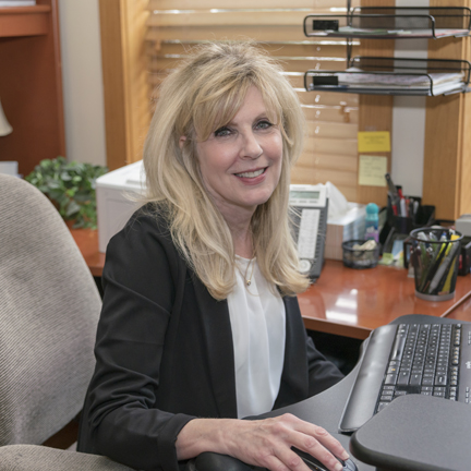 Florence Amato, Office Manager- First State CPAs & Associates